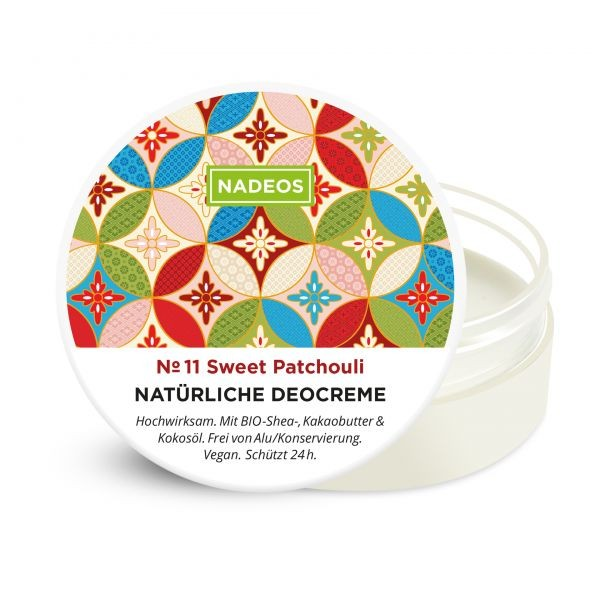 Deocreme Sweet Patchouli