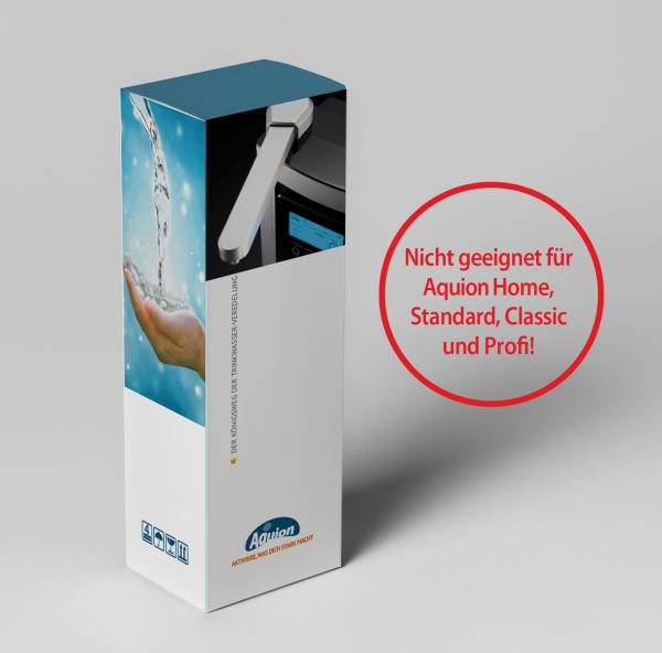 Aquion Hochleistungsfilter für Premium und Professional