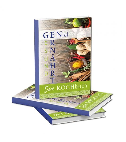 Kochbuch GENial Ernährt von Sigrid Stark