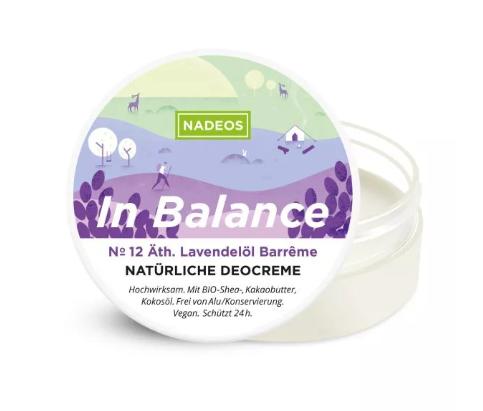 Deocreme Lavendel Nadeos 40g