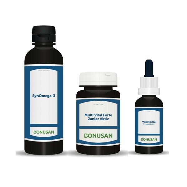 Immunpaket Schulkind | 3 Produkte