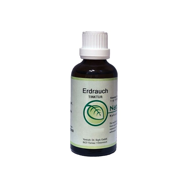 Spagyrik Erdrauch - Fumaria officinalis 50ml Tinktur