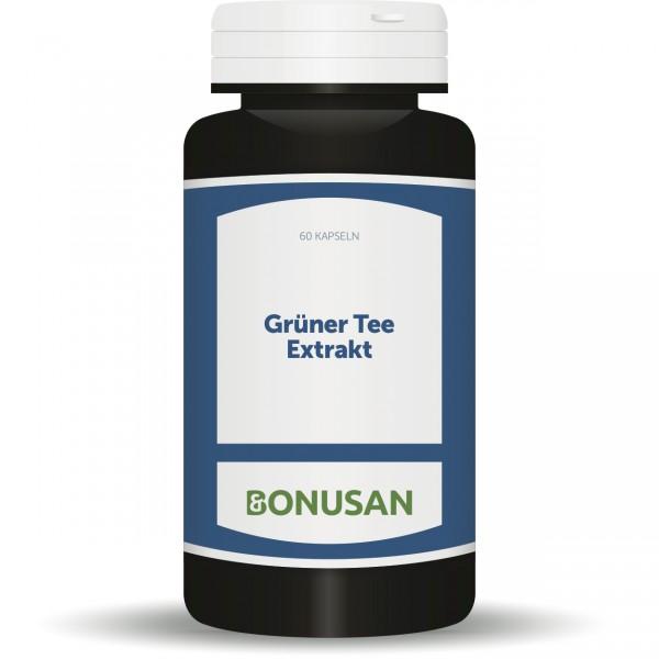 Grüner Tee Extract