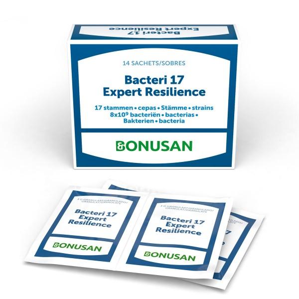 Bacteri 17 Expert Resilience | Sachets 14 Stk.