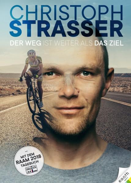 """Buch """"Der Weg ist weiter als das Ziel"""" Christoph Strasser"""