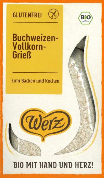 W. Buchweizengrieß, glutenfrei 250g