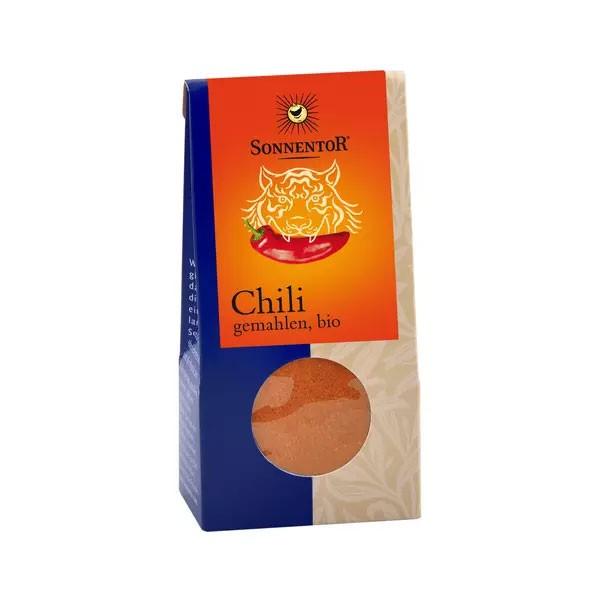 W. Chili gemahlen, Sonnentor 40g